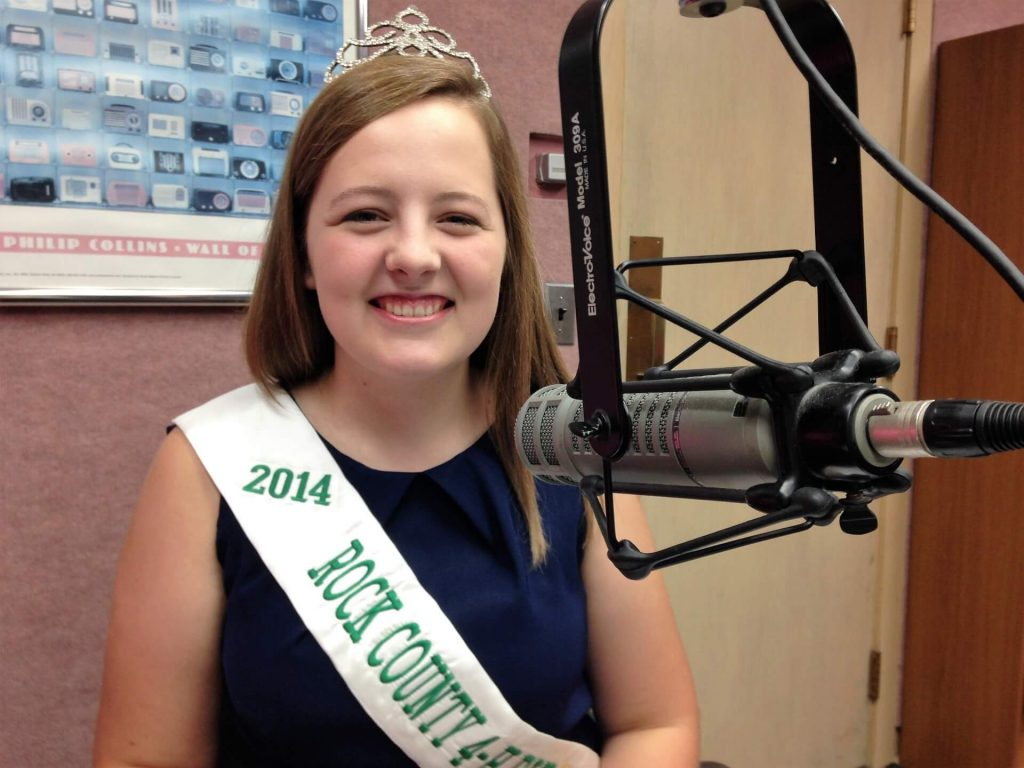 2014 Rock County 4H Fair Queen