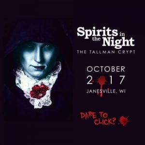 2017 Spirits in the Night Tour