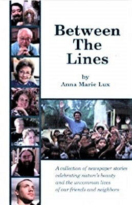 Between the Lines by Anna Marie Lux