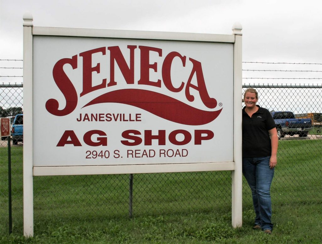 Agriculture Manager of Seneca Foods