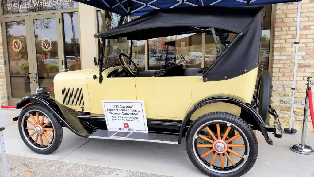1923 Janesville-made Chevrolet