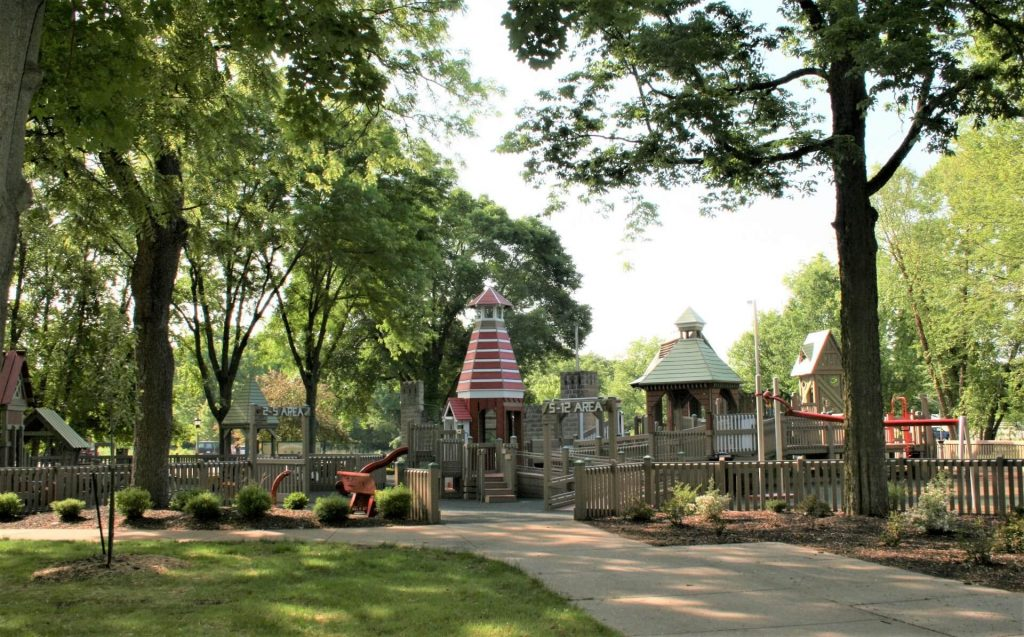 Camden Playground at Palmer Park