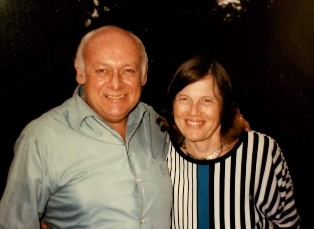 Dick and Nancy Belle Douglas
