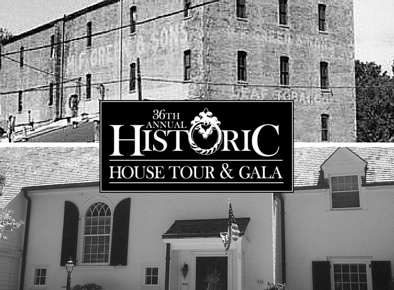 Historic House Tour and Historical Homes Celebration