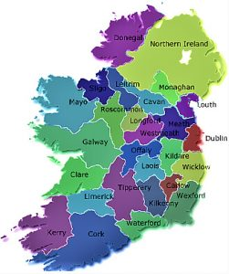 Ireland's Counties