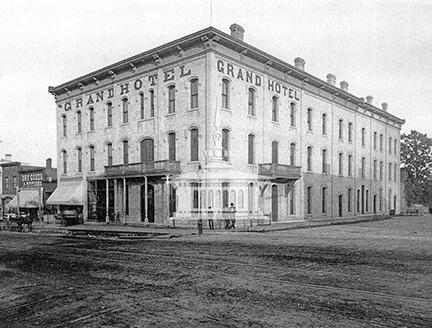 Grand Hotel, Janesville, Wis.