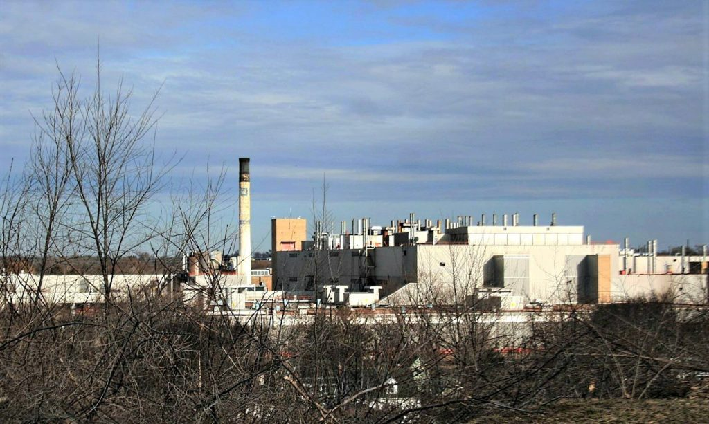 Janesville GM Plant - photo by David Abb