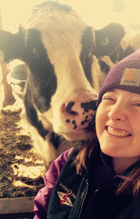 Kristen Broege selfie