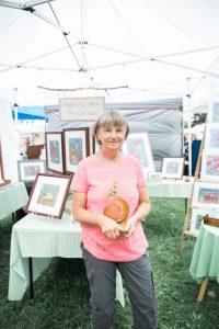 Lynn Barber - Watercolor Batiks - Best in Show