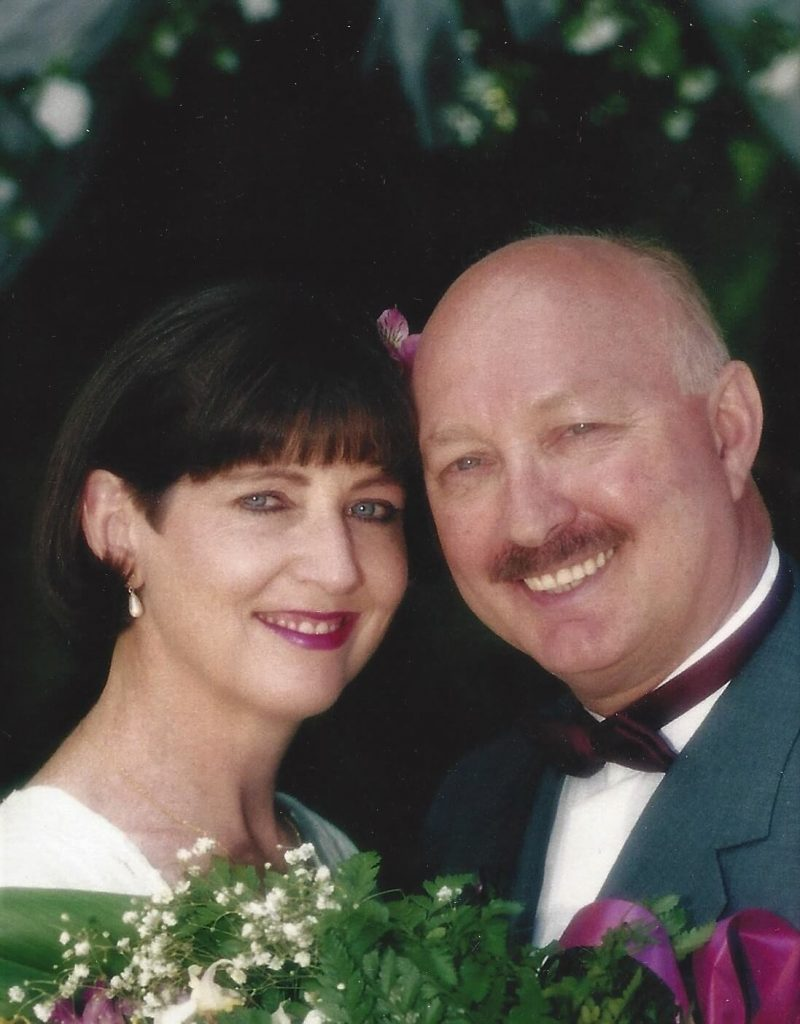 Milly and Dave's Wedding Day