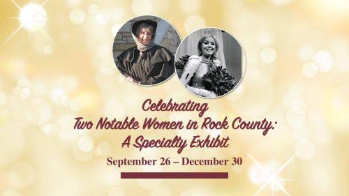 Notable Women 2019 exhibit