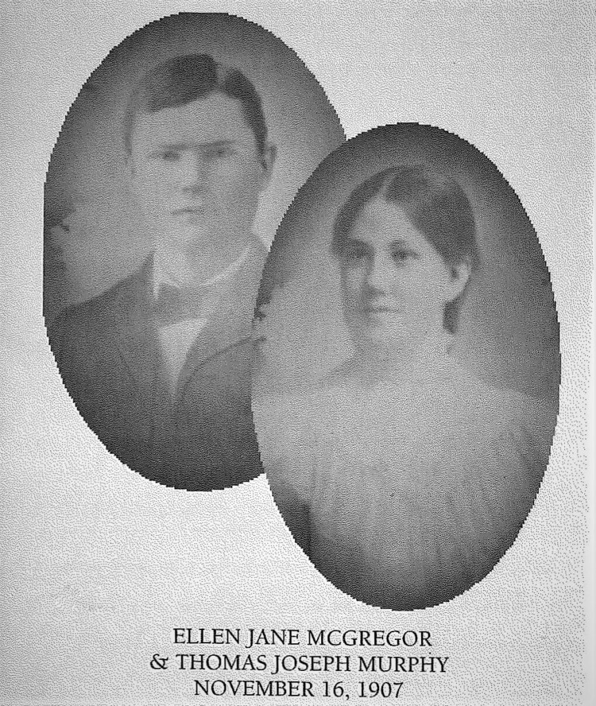 Young Thomas Joseph and Ellen Murphy