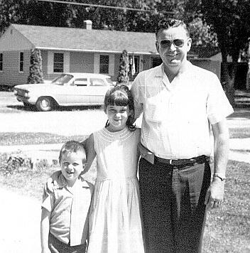 Paul, Ellen and Dad