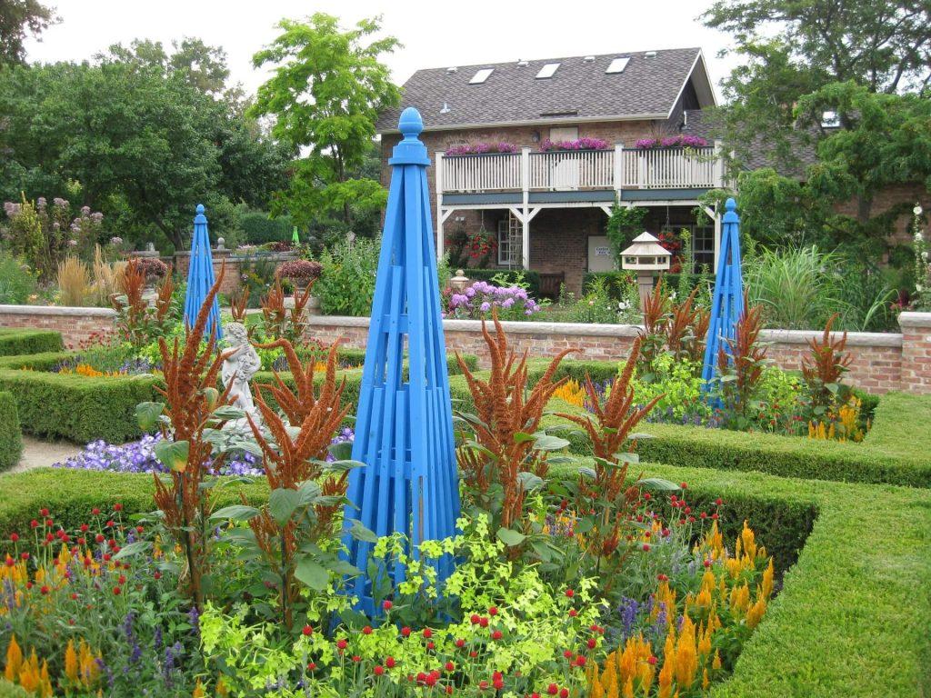 RBG Italian Gardens