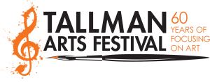 2017 Tallman Arts Festival logo