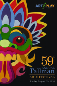 Tallman Arts Festival Poster Contest Winner