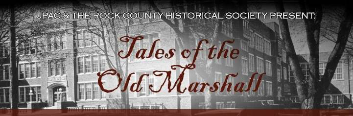 """Tales of the Old Marshall"""