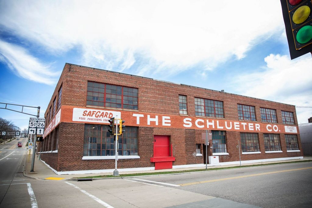The Schlueter Company - Photo by Megan O'Leary