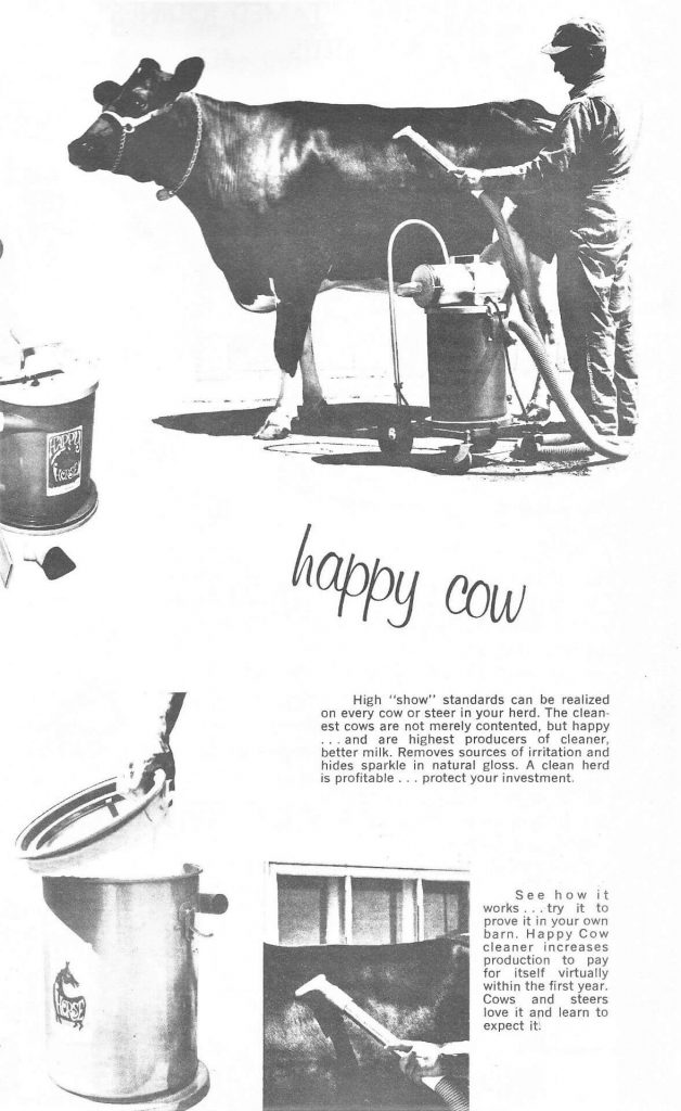 From a Schlueter dairy equipment catalog