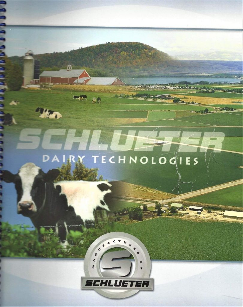 Cover of one of the company catalogs