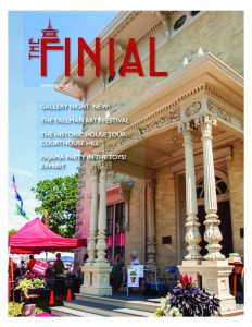 The Finial - Summer 2016