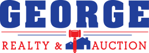 George Realty & Auction logo