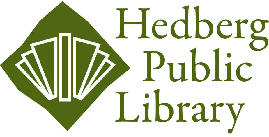 Hedberg Public Library logo