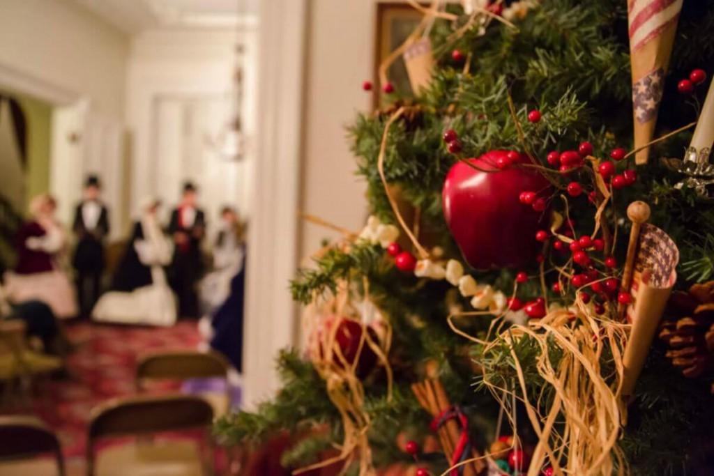Tallman House Holiday Tours