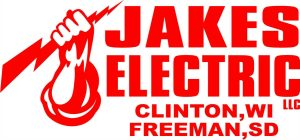 Jake's Electric logo