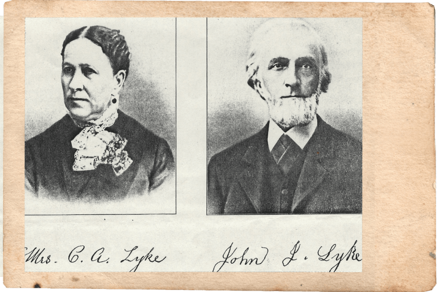 John & Catherine Lyke