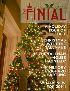 The Finial Winter 2013