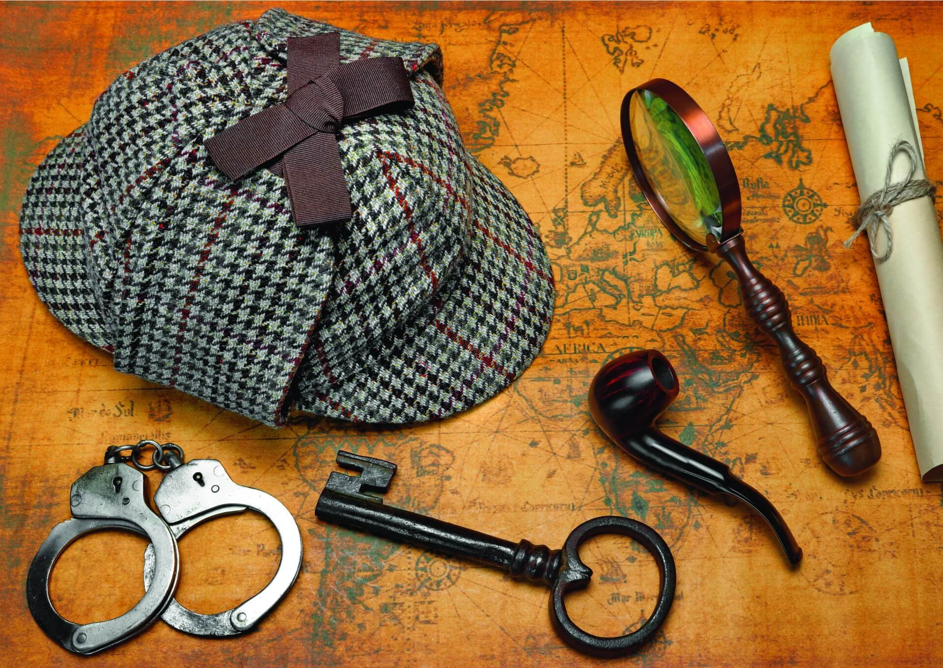 Sherlock Holmes Interactive Experience