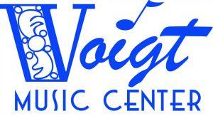Voigt Music Center logo