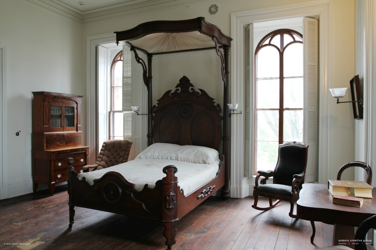 William Morrison Tallman Bedroom